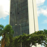 Este edificio de 4.776 m2 está ubicado en la av. Beni esquina Tureres. Foto: UPSA