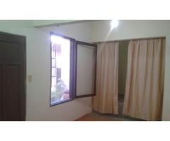 Departamento de 1 dormitorio en alquiler Av Paragua.