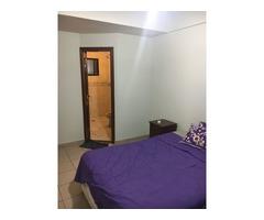 Departamento amoblado de 2 dormitorios.