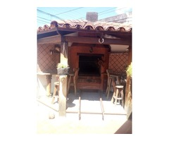 Casa semi independiente en alquiler Paragua 4to anillo.