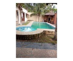 Casa en alquiler con piscina Banzer y 7mo anillo.