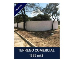 TERRENO DE 1385m2 EN KM8 DOBLE VIA LA GUARDIA