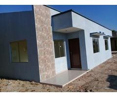 Casa  de 3 dormitorios urbanización Motacu zona norte 1.400 BS