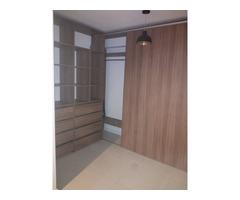Duplex amoblado 2 dormitorios en suite zona Equipetrol.