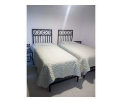 Duplex amoblado 2 dormitorios en alquiler zona Equipetrol.