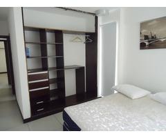 Departamento amoblado 2 dormitorio Av Irala.