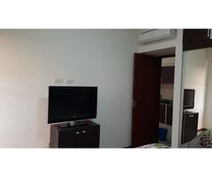 Alquiler Departamento amoblado de 1 dormitorio.