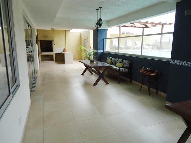 Departamento amoblado en alquiler 3 dormitorios Av Guapay 2do anillo. - 13
