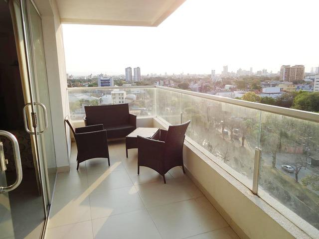 Departamento amoblado en alquiler 3 dormitorios Av Guapay 2do anillo. - 17