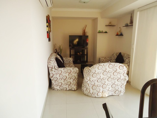 Departamento amoblado en alquiler 3 dormitorios Av Guapay 2do anillo. - 16