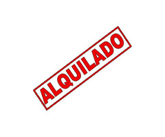 Casa Independiente en Alquiler, 2 Dormitorios.
