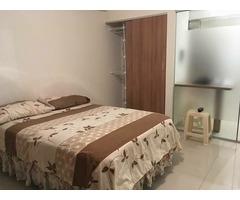 Mono ambiente amoblado 1 dormitorio zona Cainco.