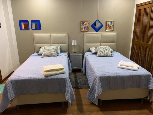 Departamento amoblado 2 dormitorios Equipetrol 3er anillo. - 9