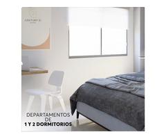 Departamentos en preventa de 1, 2 y 3 dormitorios Condominio Tamisa III