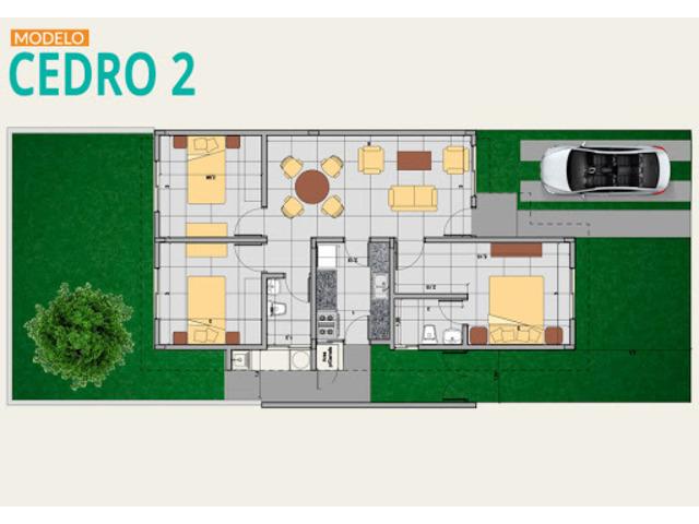 CASA Z/NORTE 3 DORM. - 7