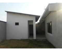 Casa en anticretico de 3 dormitorios carretera a cotoca 7mo anillo.